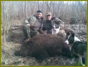 Охотничьи хозяйства