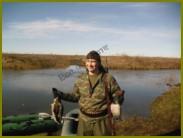 Количественный учет ондатры